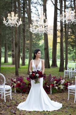 Classy Wedding at Wadsworth Mansion