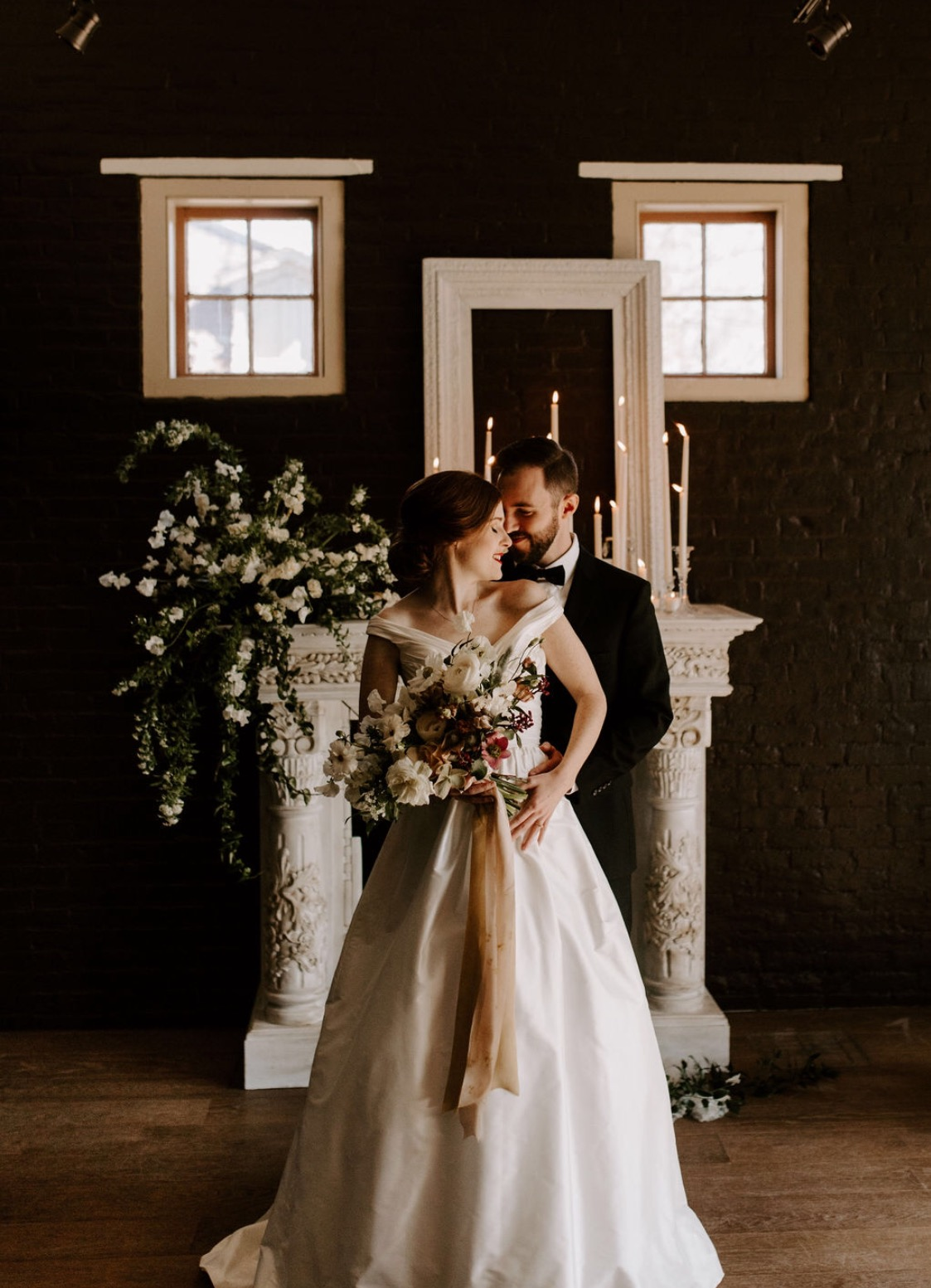 Vintage Wedding at Mark Twain House