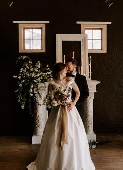 Vintage Wedding at Mark Twain House