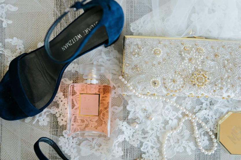 NY Style Classic Peony Wedding | Wedding shoes