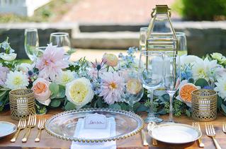 Luxury Intimate Wedding at Smith Farm Gardens