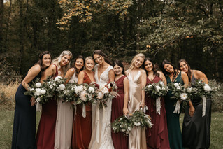 Boho Chic Fall Wedding at Chatfield Hollow Inn