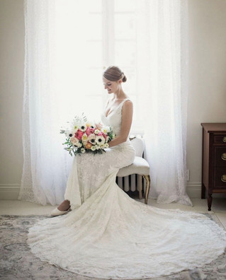 Timeless + Dreamy Wainwright House Wedding in Rye, NY