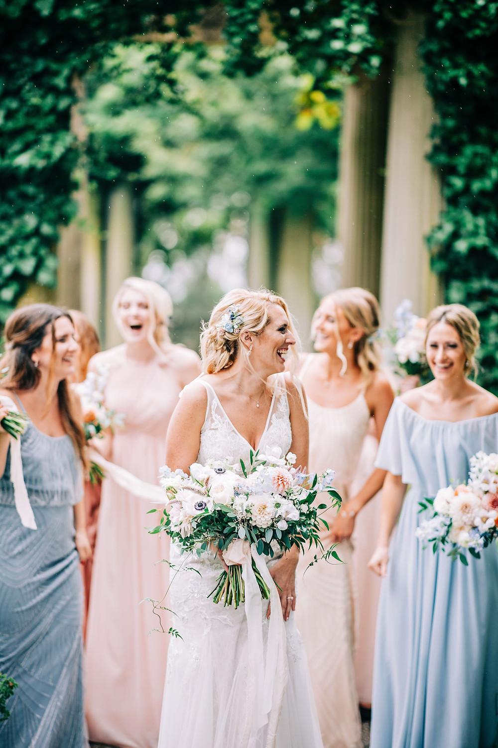 Pastel Summer Wedding at Eolia Mansion