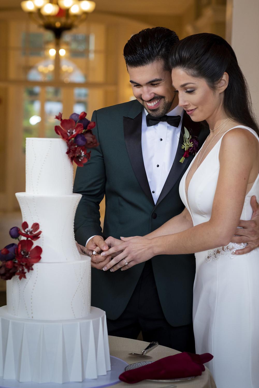 """Wedding cake"