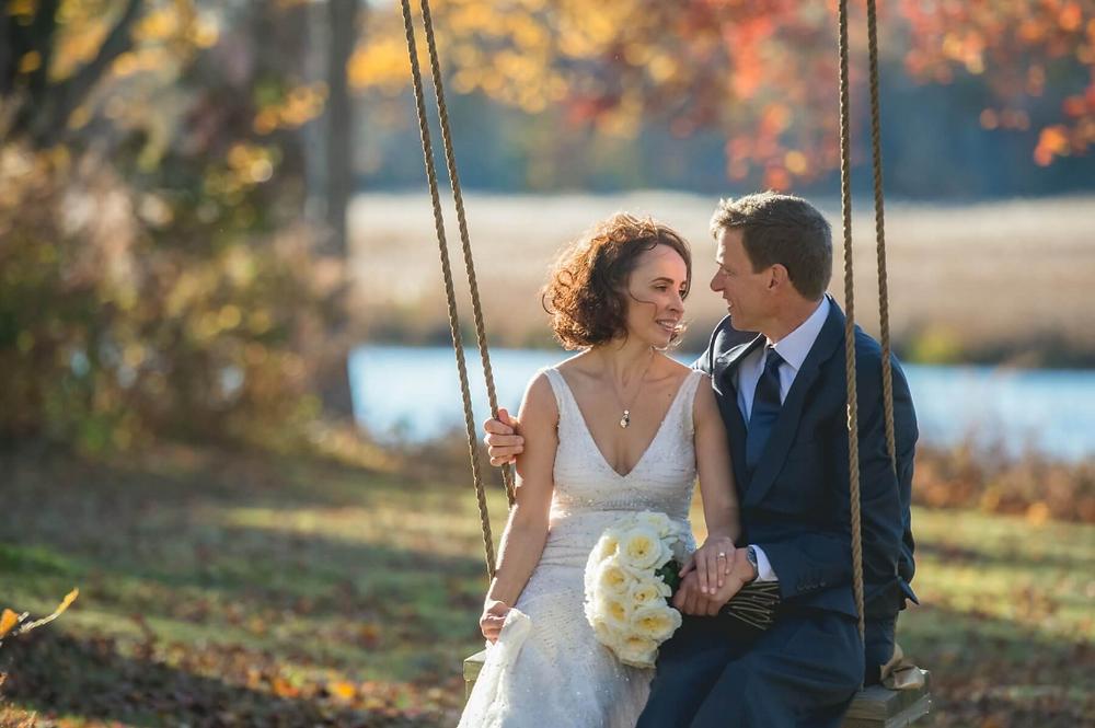 Elegant Modern Wedding at Saybrook Point Inn & Spa