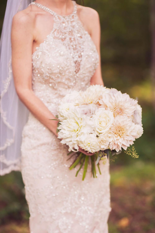 Romantic Intimate Wedding at Chatfiled Hollow Inn