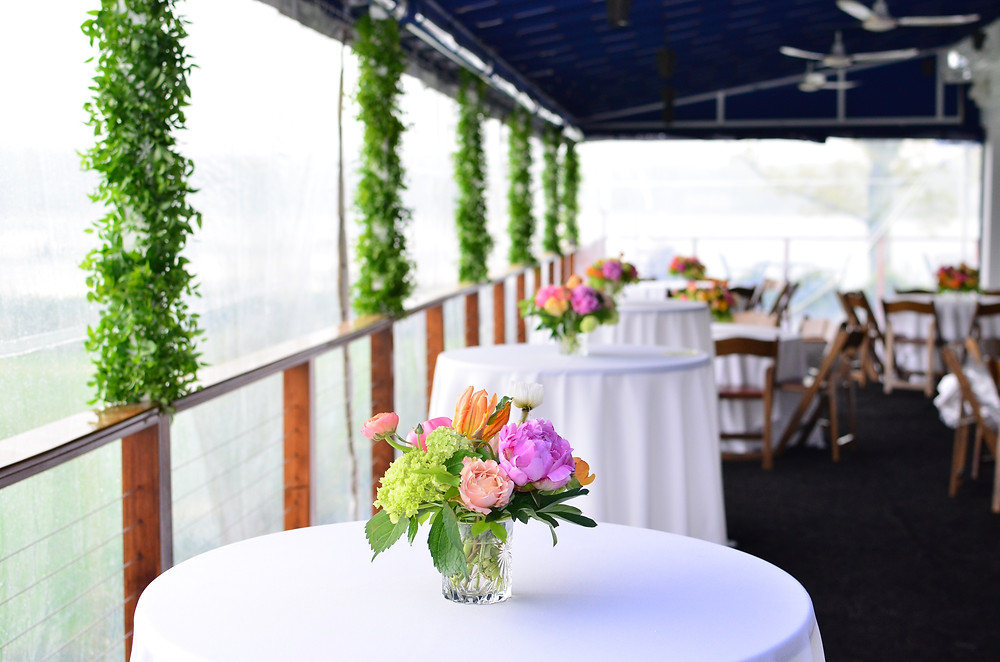 ​Cheerful Wedding at Riverside Yacht Club in Greenwich