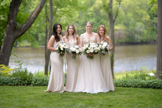 Spring Estate Wedding With Roses