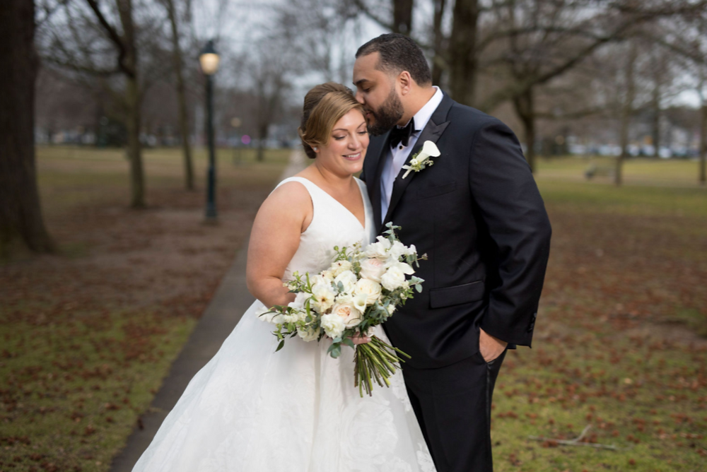 Winter Blush Wedding at Saybrook Point Inn & Spa