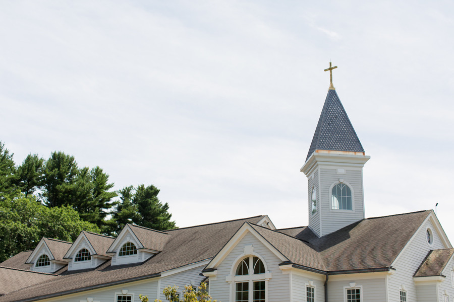 Christ the King Church in Old Lyme