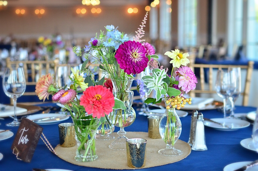 Centerpieces, Photo by Koko