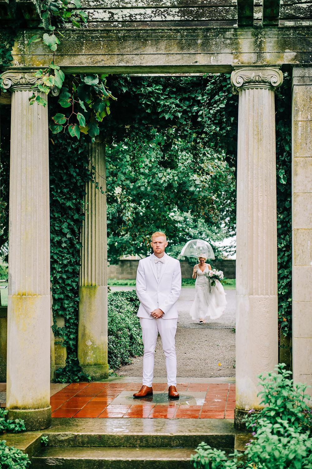 Pastel Summer Wedding Photoshoot at Eolia Mansion