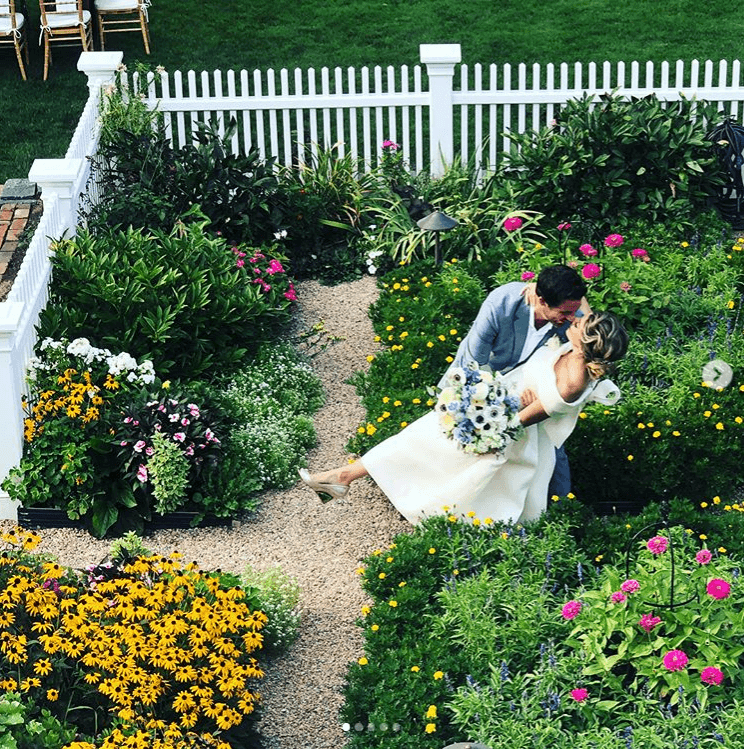 Classic style wedding bouquet