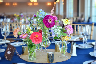 Colorful Summer Wedding at Madison Beach Hotel
