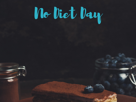 Pursuit of Health and No Diet Day