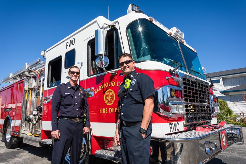 Redwood City Fire Department