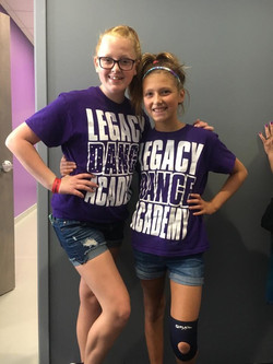 Some Legacy Dancers!
