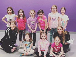Girl Scouts at Legacy!