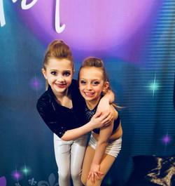 Lexi and Lila at Masquerade!