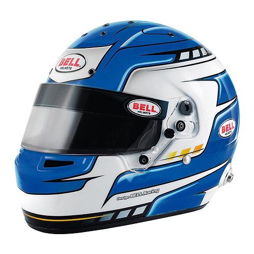 Bell RS7 Pro Falcon Blue Helmet