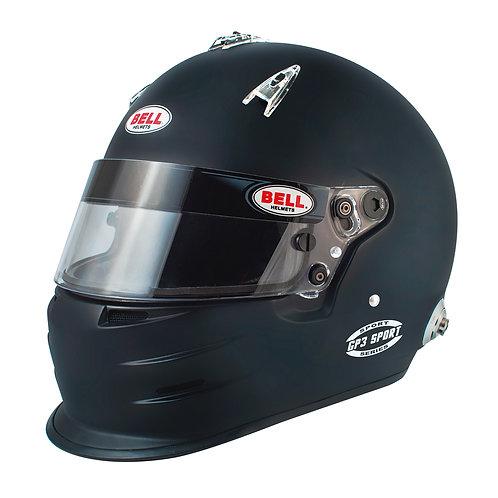 Bell GP3 Sport Helmet Matt Black