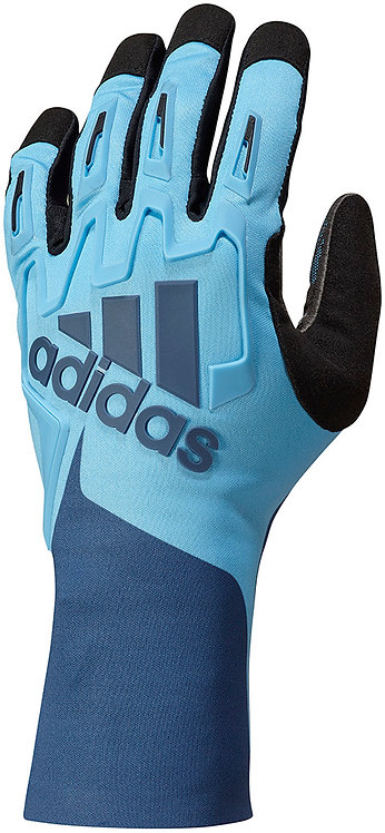 adidas Child RSK Kart Glove Cyan/Navy