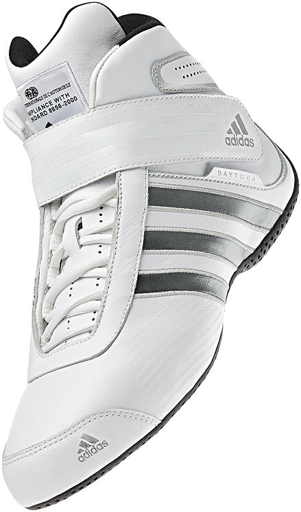 adidas Daytona Race Boot White/Silver