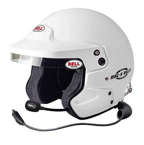 Bell Mag 9 Rally Open Face Helmet