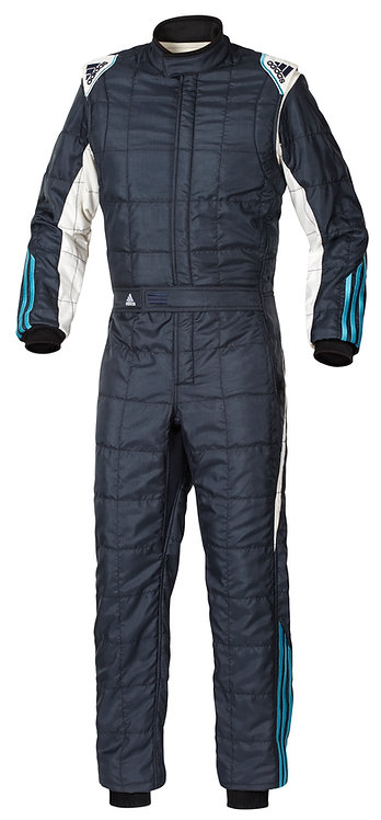 adidas ClimaCool® Race suit Blue/White