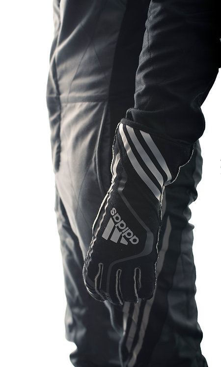 adidas RSR Gloves Black/Graphite/White