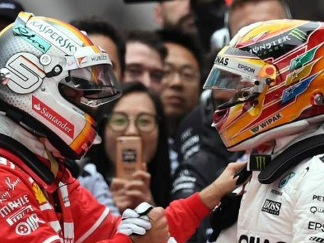 The Hamilton-Vettel spat is just what the doctor ordered.