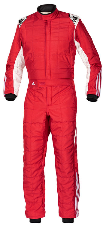 adidas ClimaCool® Race suit Red/White