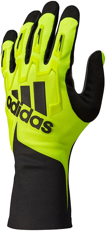 adidas RSK Sim Racing Glove Fluo Yellow/Black