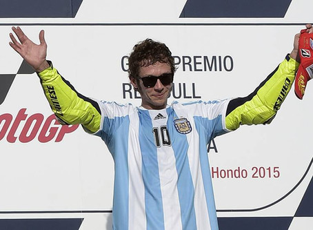 Is all publicity good publicity? Moto GP is about to find out