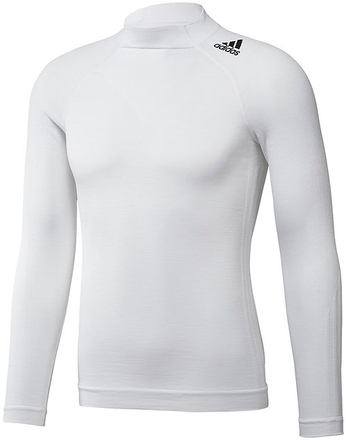 adidas TechFit® Top White