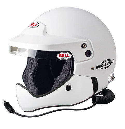 Bell Mag 9 Rally HCB Open Face Helmet