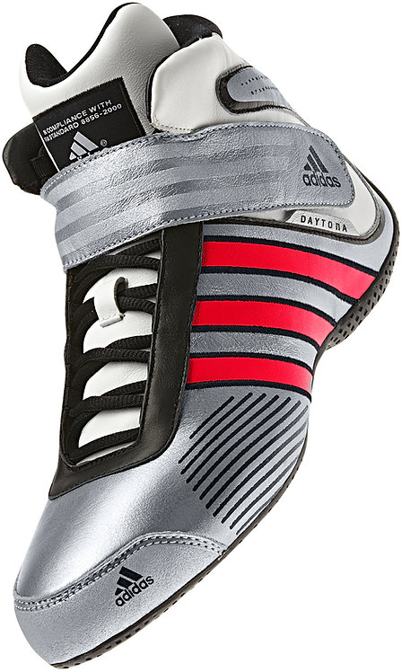adidas Daytona Race Boot Silver/Red/Black