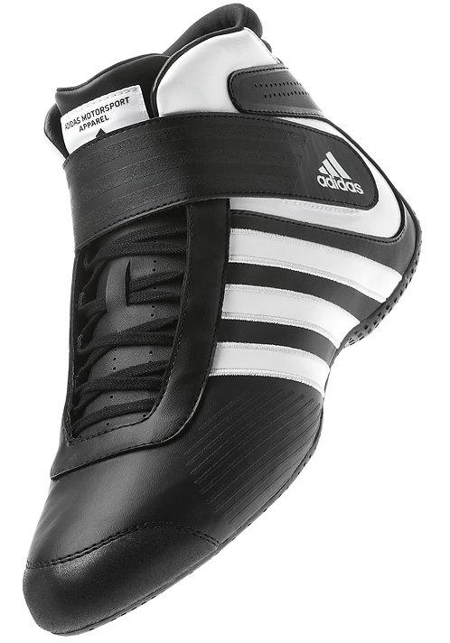 adidas Child XLT Kart Boot Black/Running White