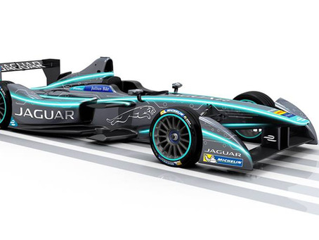 Jaguar's electric dream shows Formula E is on the right track