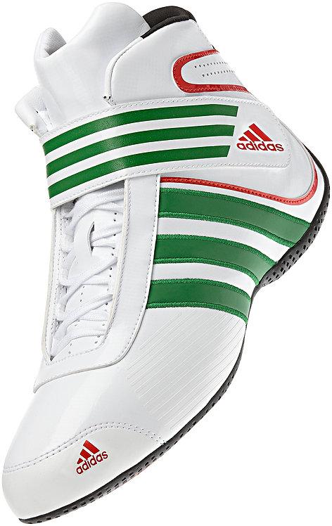 adidas XLT Kart Boot White/Intense Green/Core Energy