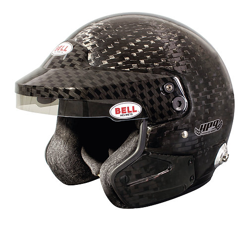 Bell HP9 Open Face Carbon Helmet