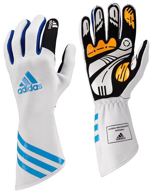 adidas Kart XLT Glove White/Cyan/Blue