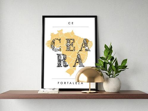 Ceará Poster