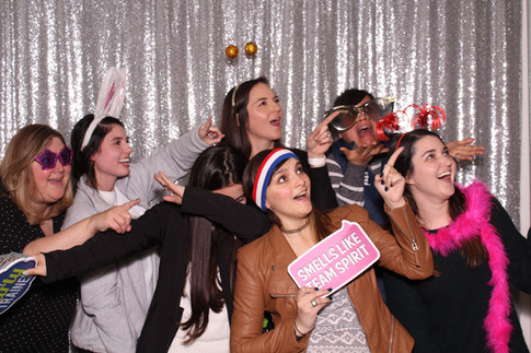 Corporate events wtih photo booth