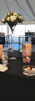Reception cocktail d'entreprise