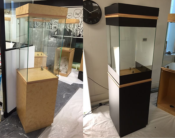 Example of work done by our team for a famous jeweller