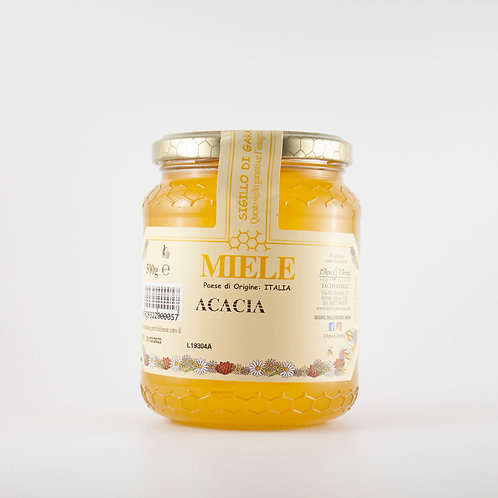 Miele d'Acacia 1kg/500g