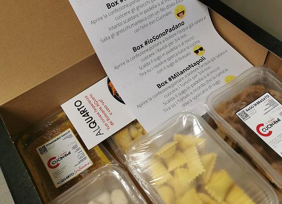 Box Completo Degustazione Gastronomia