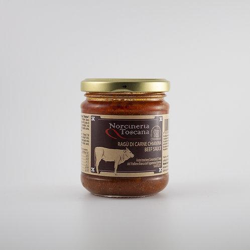 Ragù di Carne Chianina 180g